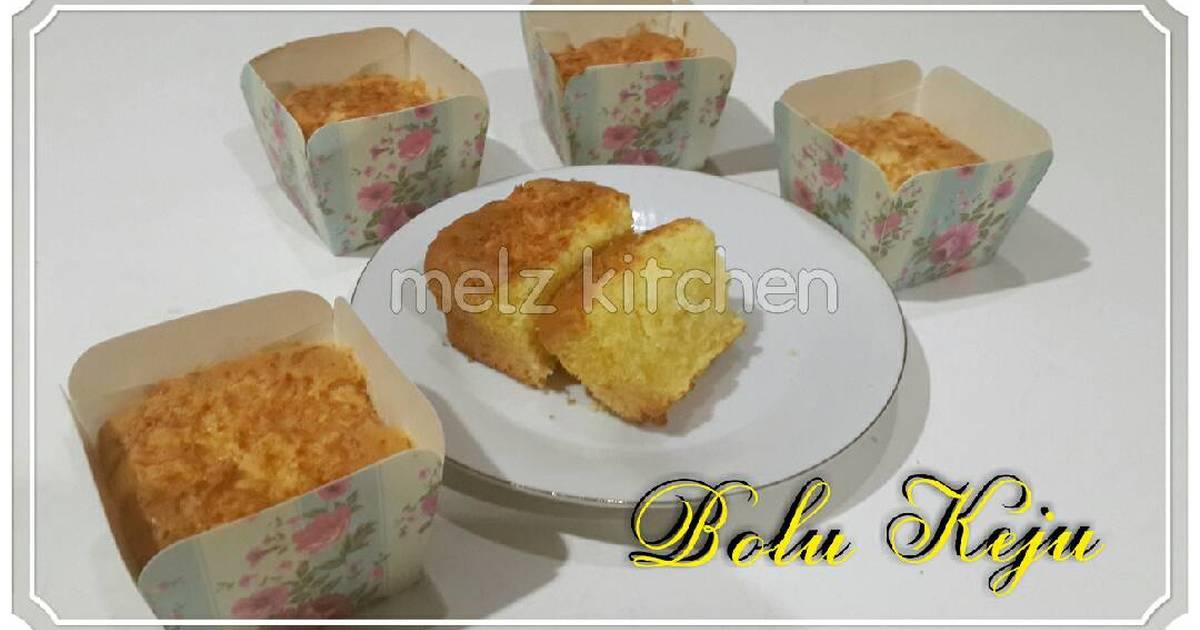 Resep Bolu Keju Yummy Kress!
