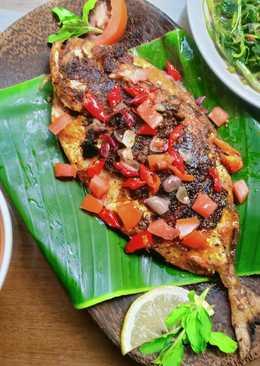 Apa Kamu Ingin Melihat Resep Ikan Bakar Arang Terpor