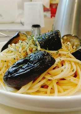 Eggplant Japanese Spaghetti