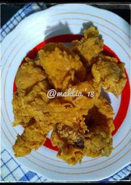 Ayam KFC KW super kribo #selasaBISA