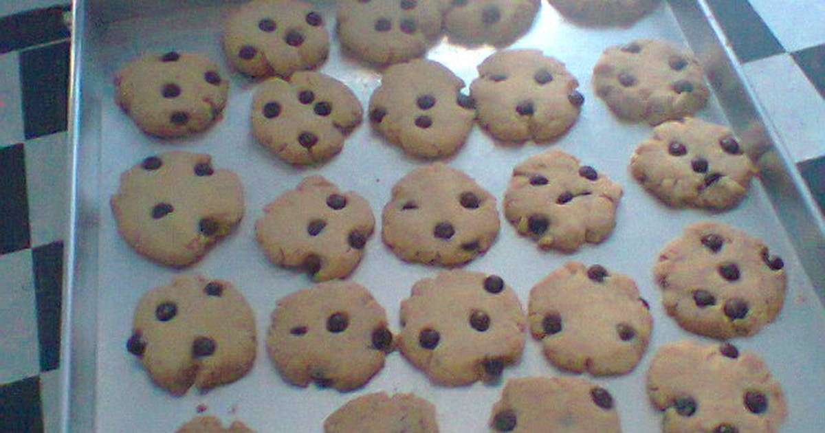 Resep Cookies Tralala