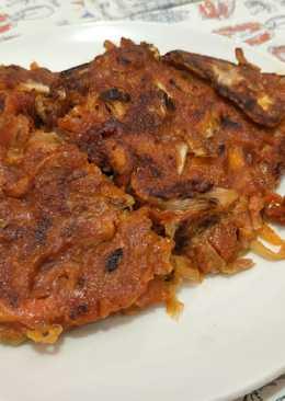 Kimchi Pancake #BikinRamadhanBerkesan #Day13