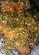 Nila sambal cabe ijo