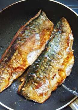 Grilled Mackerel (Makarel/Saba)