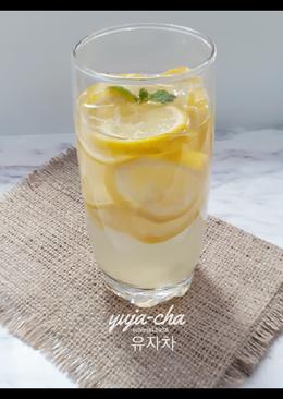 Yuja Tea/Yuja-Cha 유자차