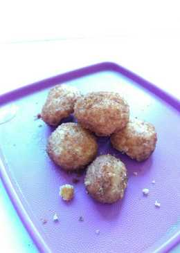 Palm sugar cookies