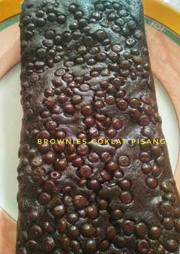 Brownies Coklat Pisang