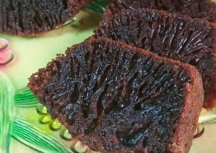 Caramel cake / sarang semut