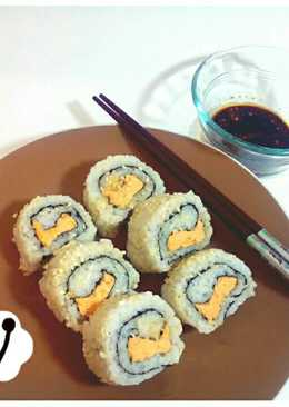 Spicy Tuna Roll Sushi
