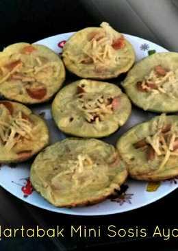 Martabak Mini Sosis Ayam #Keto_Cp_Resepayam