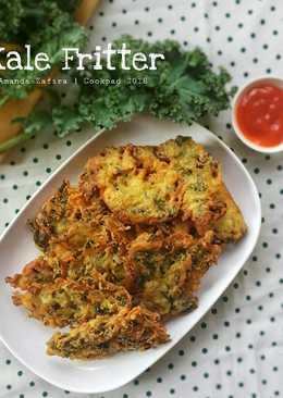 Kale Fritter