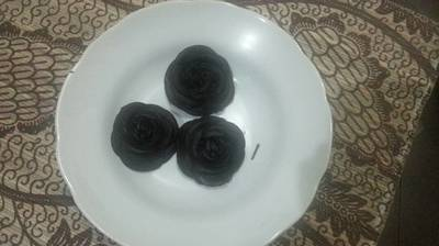 """Black Rose"" si brownies irit"
