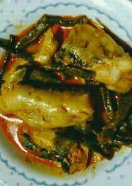 Gulai pangek ikan