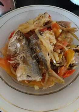 Kembung sambal tomat saus tiram