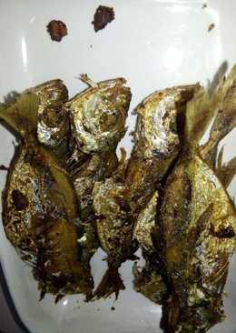 Ikan barang goreng enakkkk