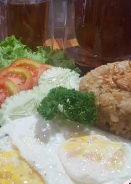 Nasi Goreng Bakso Sosis