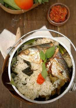 Nasi Liwet Sunda (Cara Tanak)