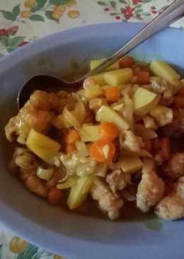 Ayam curry jepang pop pop #astiresep