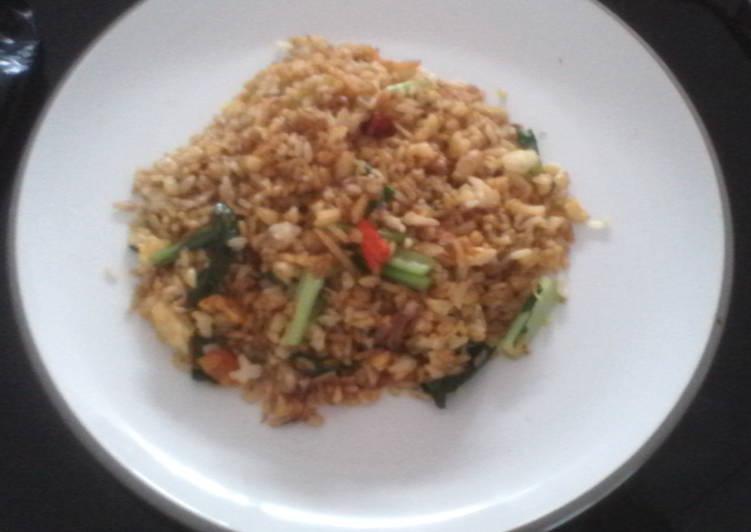 Resep Nasi Goreng Kepepet Oleh Inang Cookpad