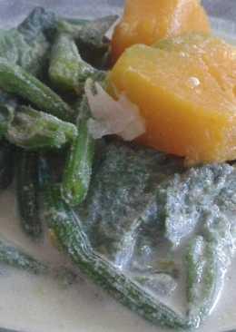 Resep Sayur Daun Singkong Ikan Asap
