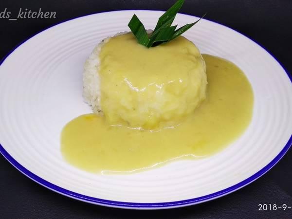 Ketan Kinca Durian #semarak
