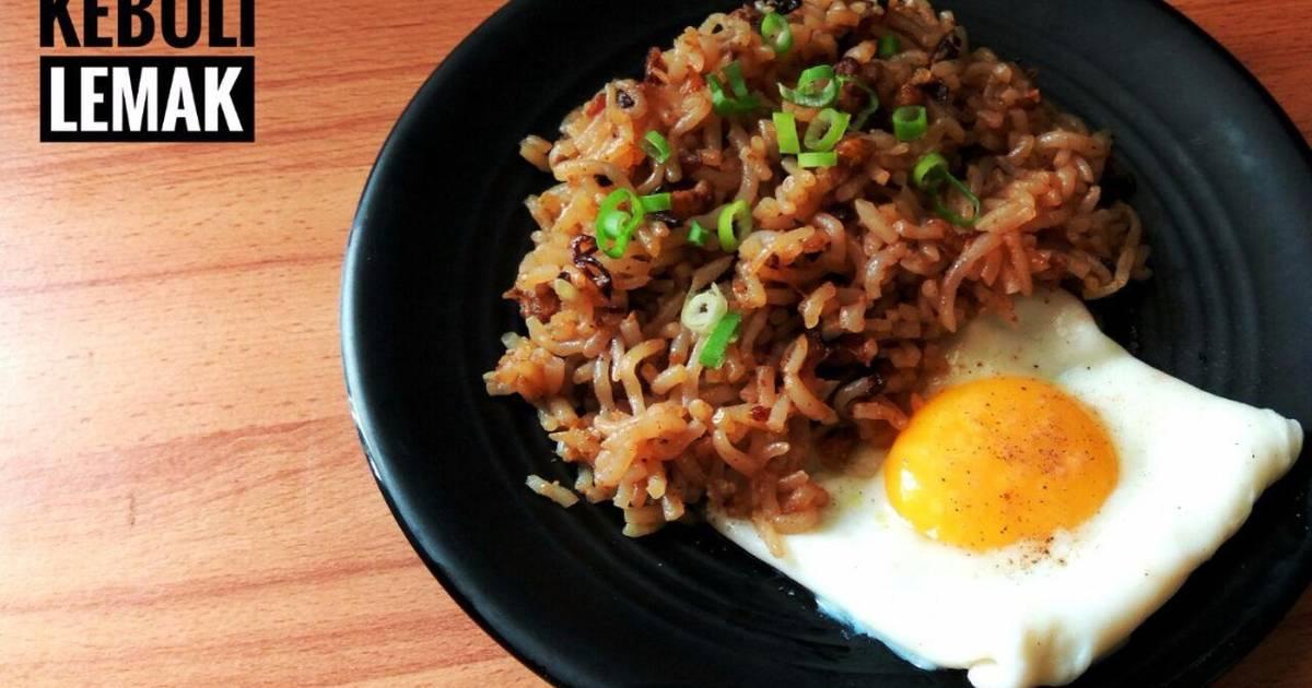 resep nasi lemak enak copd blog Resepi Telur Angsa Enak dan Mudah