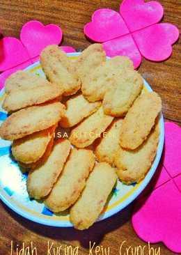 Lidah Kucing Keju Crunchy