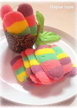 Lidah Kucing Rainbow Anti Gagal