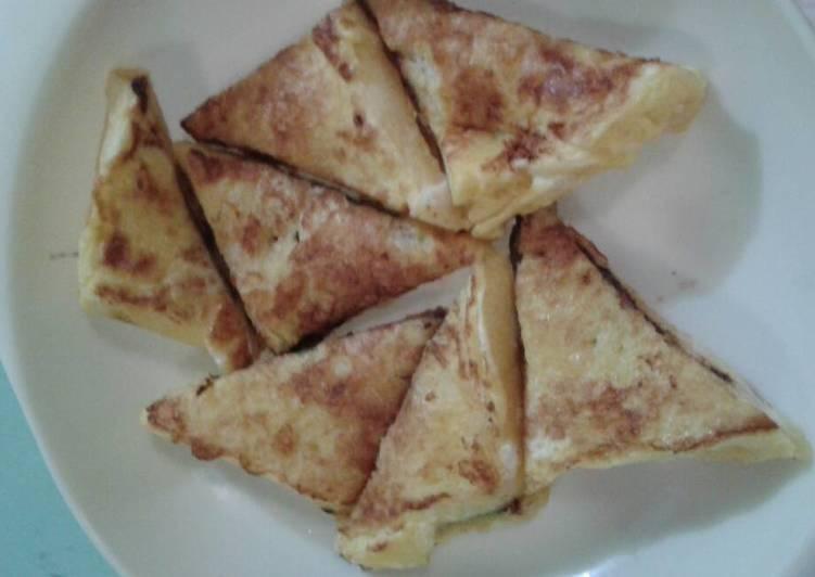 Resep Roti panggang isi mesis Dari Yulianty Salim
