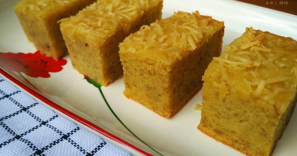 145 Resep Sponge Cake Keju Enak Dan Sederhana