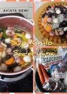 #18. Sup Kimlo Sederhana