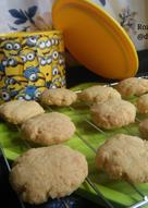 Cookies Keju 5 Bahan No Telur No Mixer Wangi