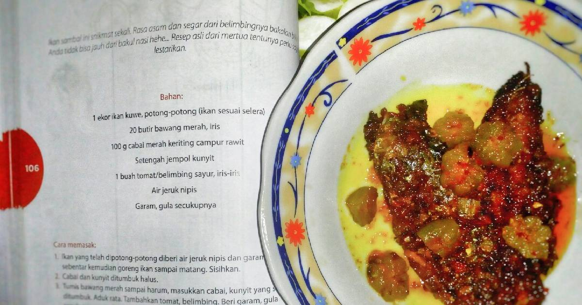 Resep Ikan Sambal Ala Xanderskitchen Oleh Ruspita Hapsari Cookpad