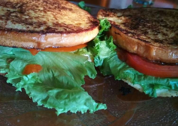 Resep Roti Panggang Sandwich - Irma S