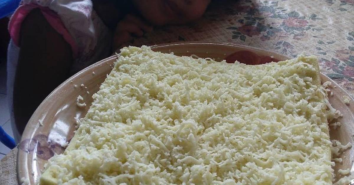 Resep bolu panggang mentega keju