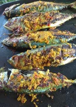 Download Gambar Ikan Oci Bakar Gambar Makanan