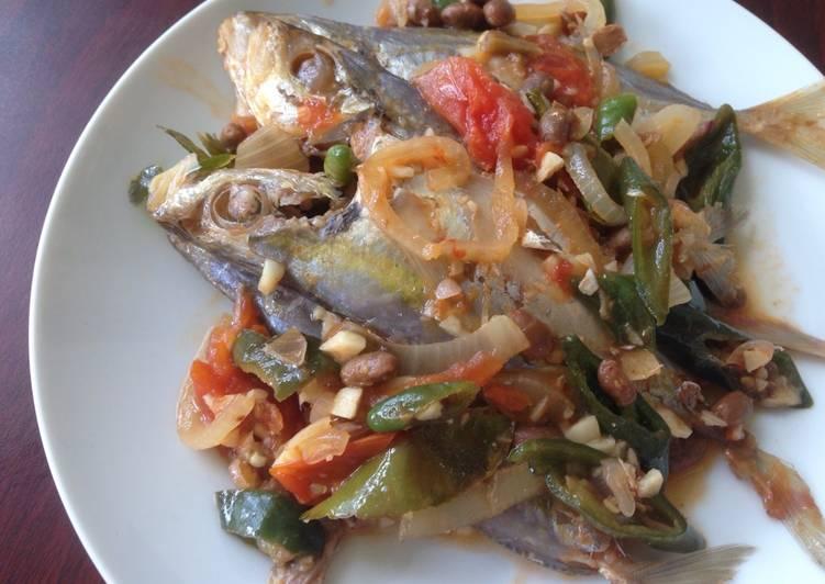 Ikan Tauco Cabe Hijau Resep Favorit Sehat