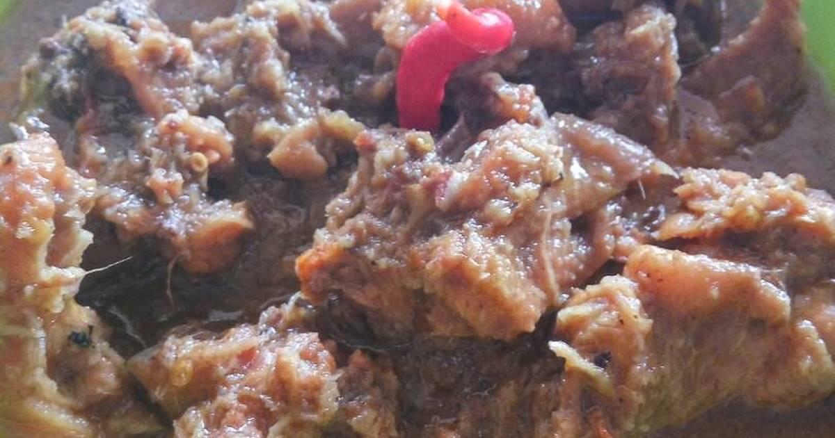 resep ayam geprek cabe setan kuliner  keluarga Resepi Nasi Ayam Cabai Hijau Enak dan Mudah