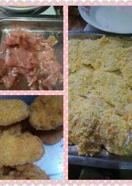 Chicken Katsu Pedas