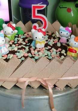 20 Resep Kue Boneka Enak Dan Sederhana Cookpad