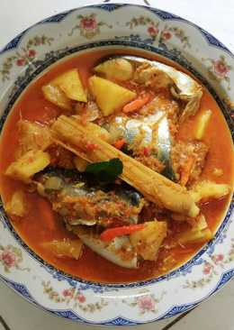 Ikan Patin Kuah Asam Pedas