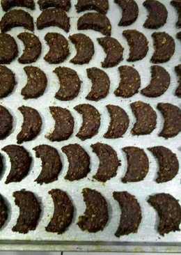 Cookies dari sisa biskuit