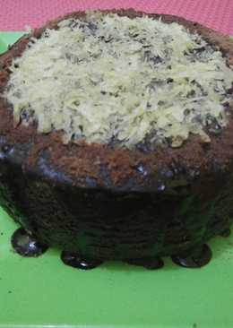 Brownies kukus super lembut