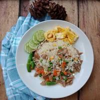 Nasi Goreng Sayuran #Maree