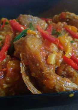 Nila goreng sambal