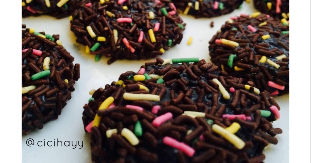 Resep Oreo Cookies Meses