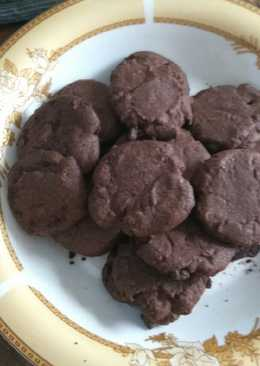 Chocolate Cookie Simpel