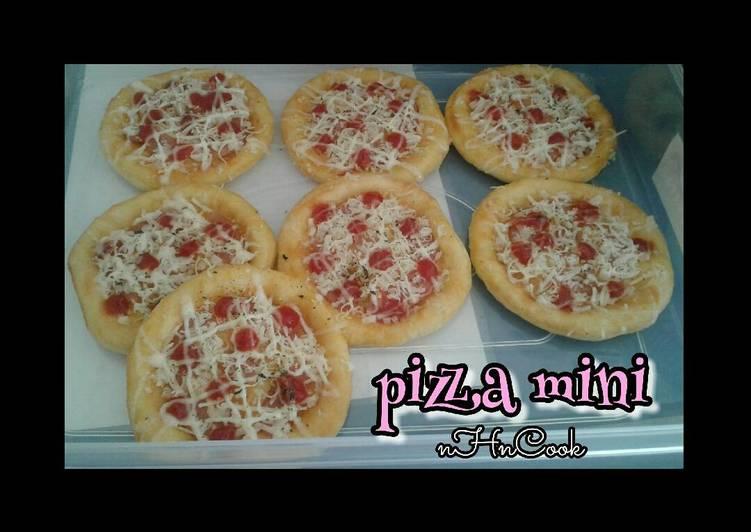 Resep Pizza mini ala tintin rayner #pizzamini - Kumpulan Resep Sederhana, Mudah dan Enak - ResepJos