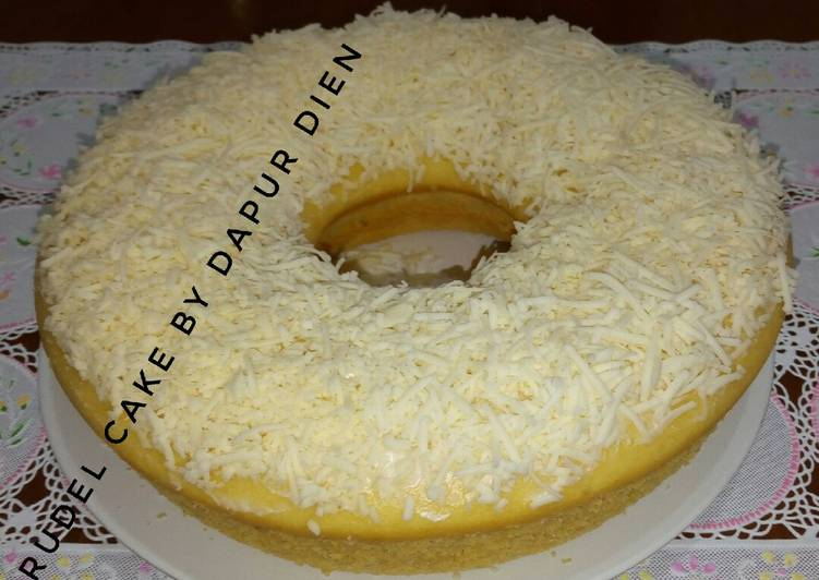 Brudel cake #BikinRamadanBerkesan