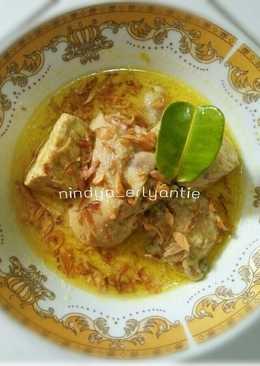 Opor Ayam Tempe